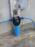 Main line waterfilter for the whole house_