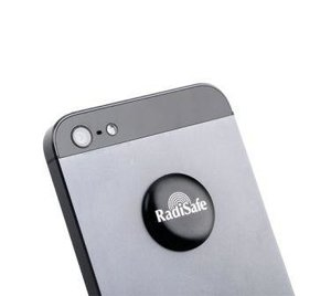 RadiSafe – Radiation protecting mobile phone sticker